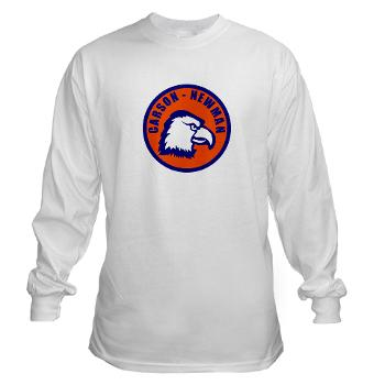 CNC - A01 - 03 - SSI - ROTC - Carson-Newman College - Long Sleeve T-Shirt