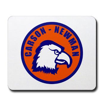 CNC - M01 - 03 - SSI - ROTC - Carson-Newman College - Mousepad