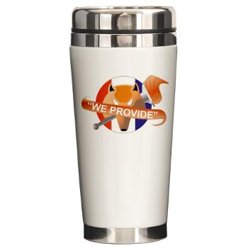 CRB - M01 - 03 - DUI - Columbia Recruiting Bn - Ceramic Travel Mug