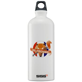 CRB - M01 - 03 - DUI - Columbia Recruiting Bn - Sigg Water Bottle 1.0L