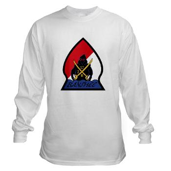 CRB - A01 - 04 - DUI - Cleveland Recruiting Battalion - Long Sleeve T-Shirt