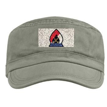 CRB - A01 - 01 - DUI - Cleveland Recruiting Battalion - Military Cap