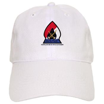 CRB - A01 - 01 - DUI - Cleveland Recruiting Battalion with Text - Cap