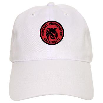 CWU - A01 - 01 - SSI - ROTC - Central Washington University - Cap