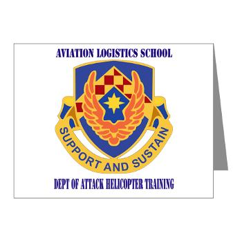 DAHT - M01 - 02 - DUI - Dept of Attack Helicopter Training with Text Note Cards (Pk of 20)