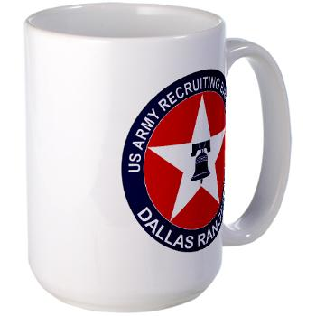 DRB - M01 - 04 - DUI - Dallas Recruiting Battalion - Large Mug