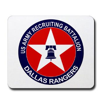 DRB - M01 - 04 - DUI - Dallas Recruiting Battalion - Mousepad