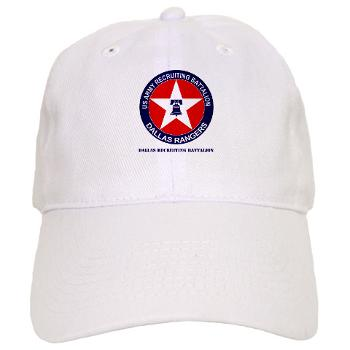 DRB - A01 - 01 - DUI - Dallas Recruiting Battalion with Text - Cap