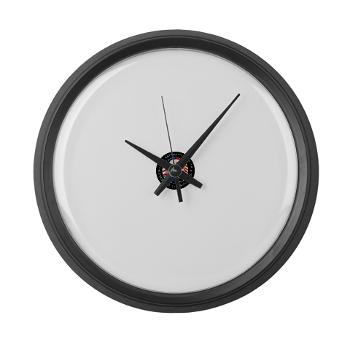 DRBN - M01 - 03 - DUI - Denver Recruiting Battalion - Large Wall Clock