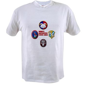 DRU - A01 - 04 - Direct Reporting Units - Value T-shirt