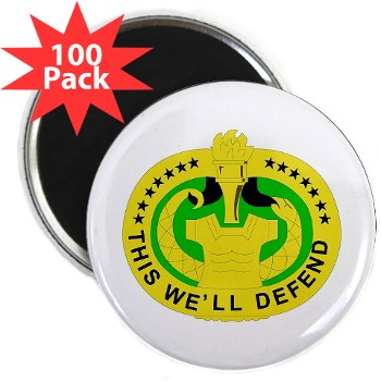 "DSS - M01 - 01 - DUI - Drill Sergeant School - 2.25"" Magnet (100 pack)"