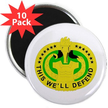 "DSS - M01 - 01 - DUI - Drill Sergeant School - 2.25"" Magnet (10 pack)"