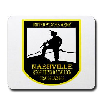 NRB - M01 - 04 - DUI - Nashville Recruiting Battalion - Modern Wall Clock