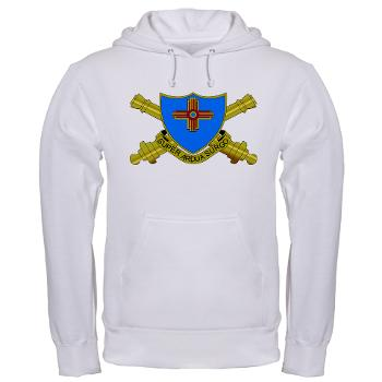 1B410FA - A01 - 03 - DUI - 1st Bn - 410th FA - Hooded Sweatshirt