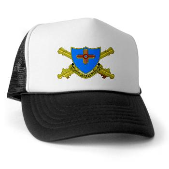 1B410FA - A01 - 02 - DUI - 1st Bn - 410th FA - Trucker Hat