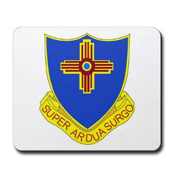 3B410ER - M01 - 03 - DUI - 3rd Bn - 410TH Engineer Regt Mousepad