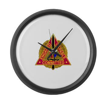 ECC - M01 - 03 - DUI - Expeditionary Contracting Command - Large Wall Clock