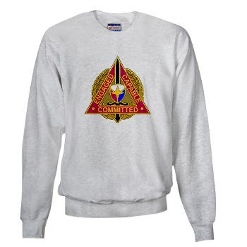 ECC - A01 - 03 - DUI - Expeditionary Contracting Command - Sweatshirt