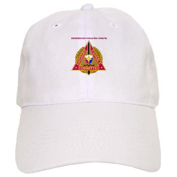 ECC - A01 - 01 - DUI - Expeditionary Contracting Command with Text - Cap