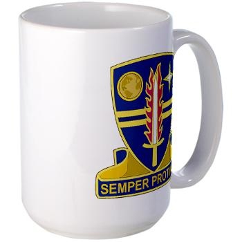 ECC409CSB - M01 - 03 - DUI - 409th Contracting Support Brigade - Large Mug