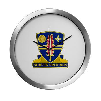 ECC409CSB - M01 - 03 - DUI - 409th Contracting Support Brigade - Modern Wall Clock