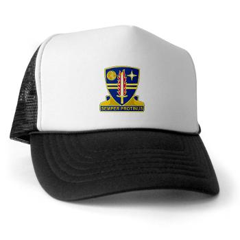 ECC409CSB - A01 - 02 - DUI - 409th Contracting Support Brigade - Trucker Hat