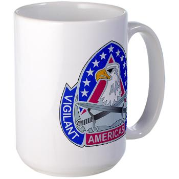 ECC410SB - M01 - 03 - DUI - 410th Contracting Support Bde - Large Mug