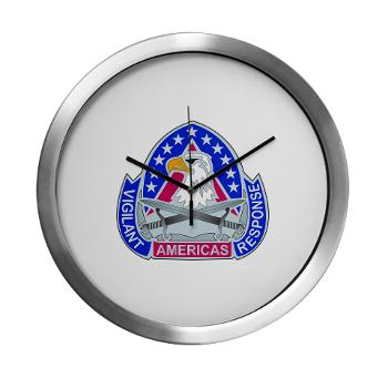 ECC410SB - M01 - 03 - DUI - 410th Contracting Support Bde - Modern Wall Clock