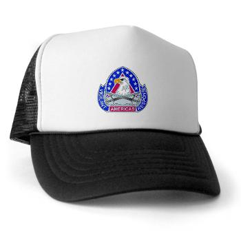 ECC410SB - A01 - 02 - DUI - 410th Contracting Support Bde - Trucker Hat