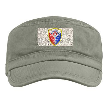 ECC410SB - A01 - 01 - SSI - 410th Support Bde - Military Cap