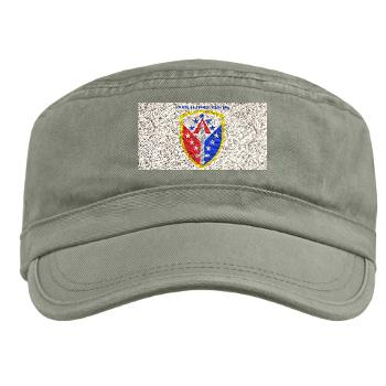 ECC410SB - A01 - 01 - SSI - 410th Support Bde with text - Military Cap