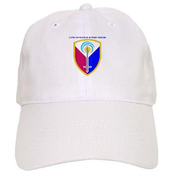 ECC413CSB - A01 - 01 - SSI - 413th Support Brigade with text - Cap