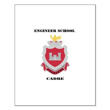 ESC - M01 - 02 - DUI - Engineer School Cadre with Text Small Poster
