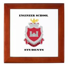 ESS - M01 - 03 - DUI - Engineer School Students with Text Keepsake Box