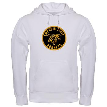 ESU - A01 - 03 - SSI - ROTC - Emporia State University - Hooded Sweatshirt