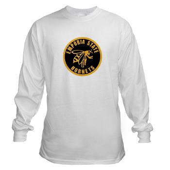 ESU - A01 - 03 - SSI - ROTC - Emporia State University - Long Sleeve T-Shirt