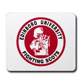 EUP - M01 - 03 - SSI - ROTC - Edinboro University of Pennsylvania - Mousepad