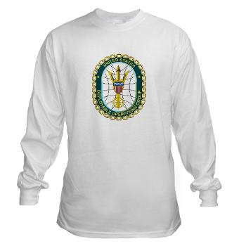 EUSCGDOPSGP - A01 - 03 - EMBLEM - USCG - DEPLOYABLE OPS GP - Long Sleeve T-Shirt