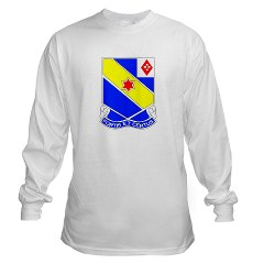 FC52IR - A01 - 03 - DUI - F Company - 52nd Infantry Regiment Long Sleeve T-Shirt