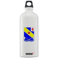 FC52IR - M01 - 03 - DUI - F Company - 52nd Infantry Regiment Sigg Water Bottle 1.0L