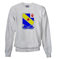 FC52IR - A01 - 03 - DUI - F Company - 52nd Infantry Regiment Sweatshirt