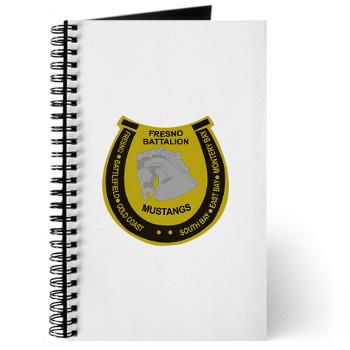 "FRB - M01 - 02 - DUI - Fresno Recruiting Battalion ""Mustangs"" - Journal"