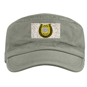 "FRB - A01 - 01 - DUI - Fresno Recruiting Battalion ""Mustangs"" - Military Cap"