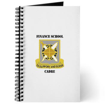 FSC - M01 - 02 - DUI - Finance School Cadre with Text Journal