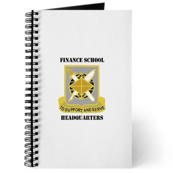 FSH - M01 - 02 - DUI - Finance School Headquarters with Text - Journal