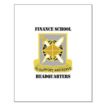 FSH - M01 - 02 - DUI - Finance School Headquarters with Text - Small Poster
