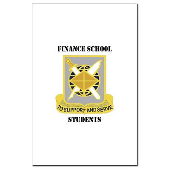 FSS - M01 - 02 - DUI - Finance School Students with Text - Mini Poster Print