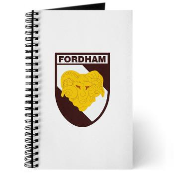 FU - M01 - 02 - SSI - ROTC - Fordham University - Journal