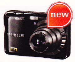 FinePix AX200 Digital Camera