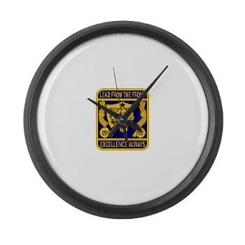 FVSU - M01 - 03 - Fort Valley State University - Large Wall Clock